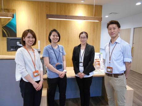 東急東横線学芸大学駅徒歩6分チームワークを大事にご利用者の生活を支えるやりがいのあるお仕事です!
