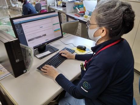 介護施設併設の区民スペース管理【事務】業務です! 週2~OK 2020年4月オープニングスタッフ